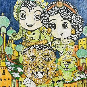 Antonius Kho Paintings