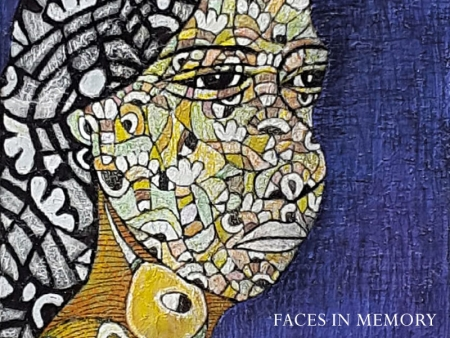 Faces in Memory - Antonius Kho Exhibition 14 June 2019